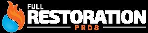 Full restoration pros logo