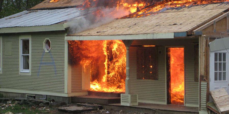 fire damage restoration Los Angeles service